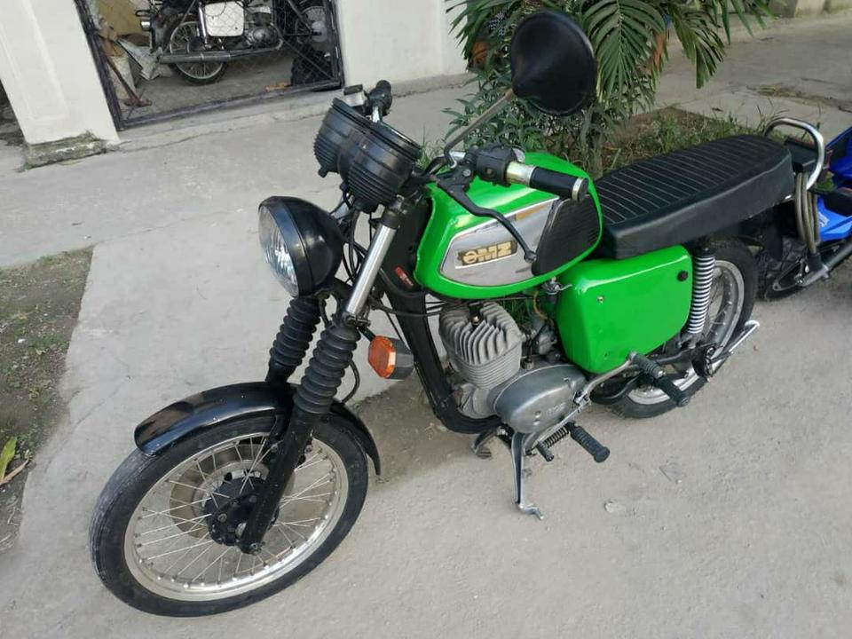 Autos > Motos / Scooters: Vendo MZ TS 150 cc en La Habana, Cuba | Anuncios Clasificados de